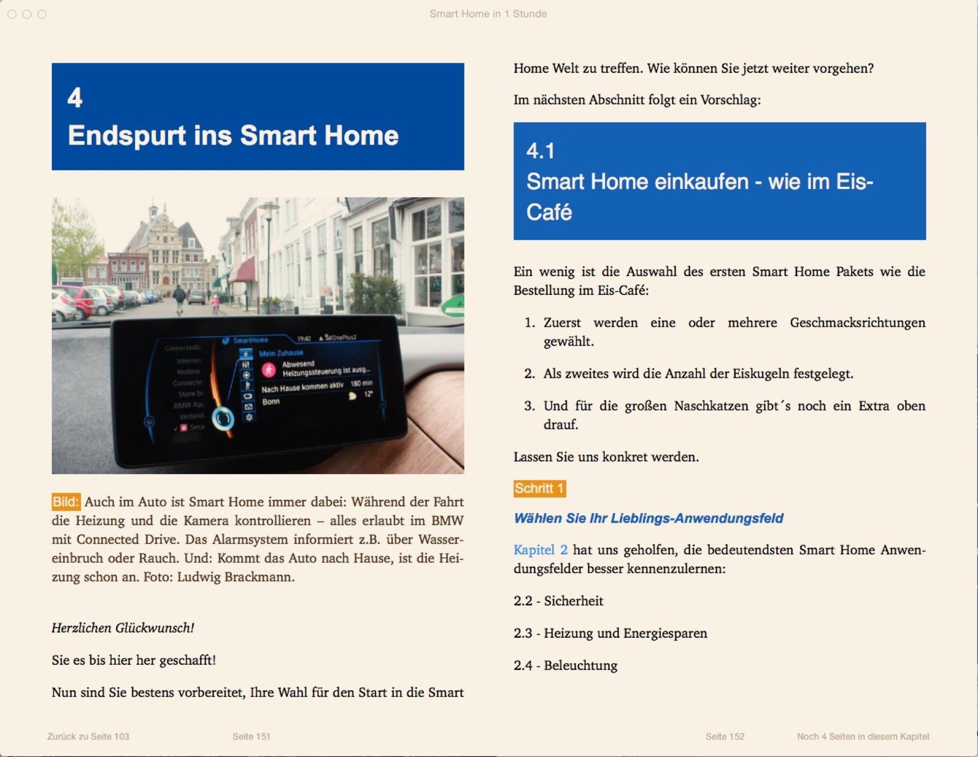 smart home in 1 stunde ludwig brackmann. Black Bedroom Furniture Sets. Home Design Ideas