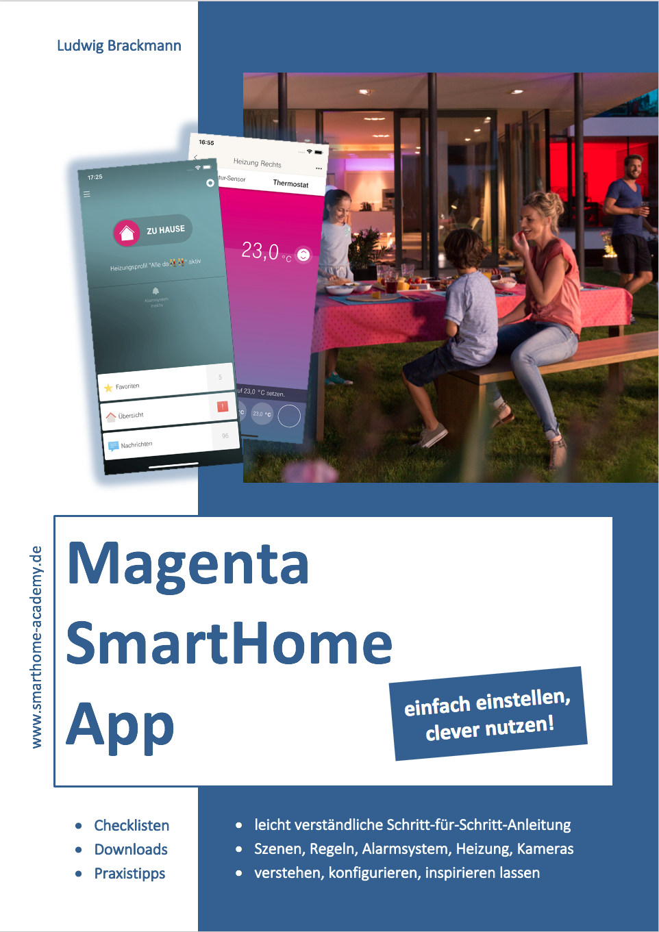 Magenta SmartHome App. Richtig einstellen, clever nutzen!