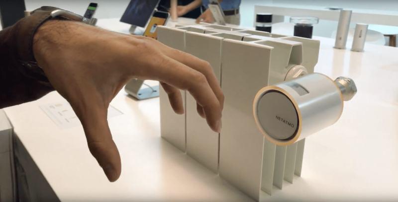Smart Heizkörperthermostat von Netatmo zum Einsatz in Häusern, Eigentumswohnungen,Mietwohnungen für mehr Komfort und Energieeinsparung beim Heizen.