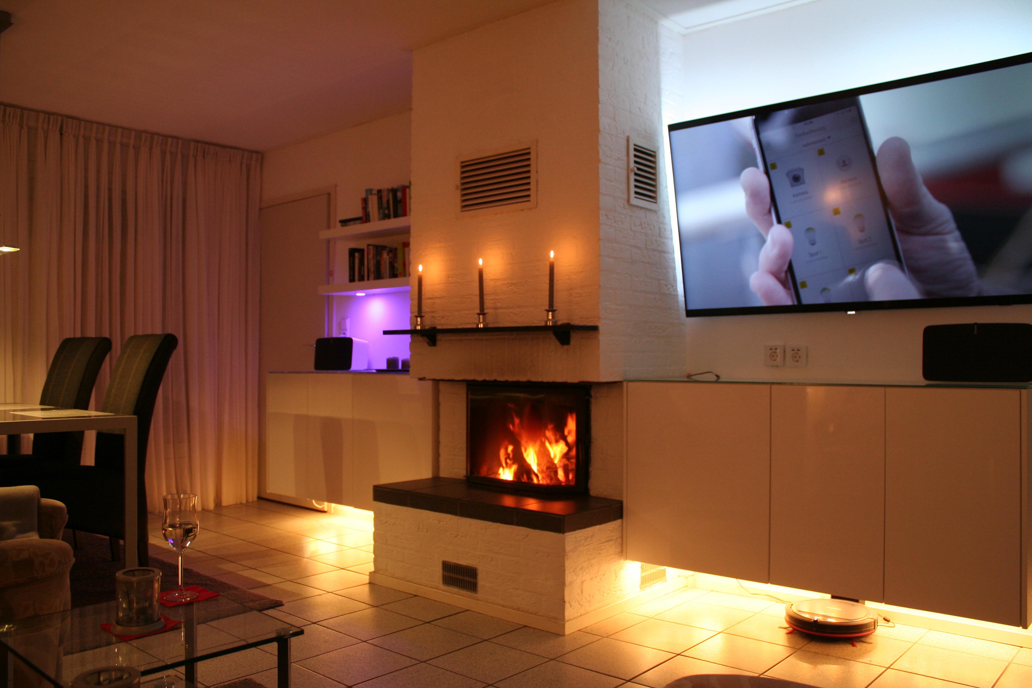 Smartes Ferienhaus - mit Telekom Magenta Smarthome